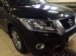 09_Nissan_Pathfinder_IV_R52_Установка_bi_led_линз